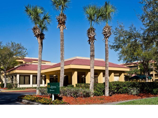 La Quinta Inn, International Drive, Orlando, Florida