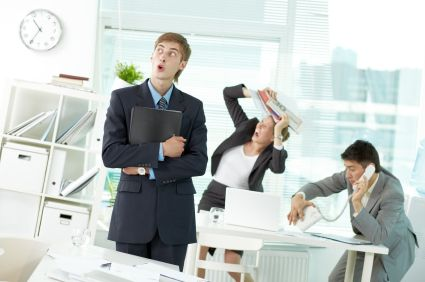 Conflict management at work