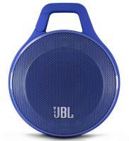 JBL Clip Bluetooth-os hangszóró kék színben