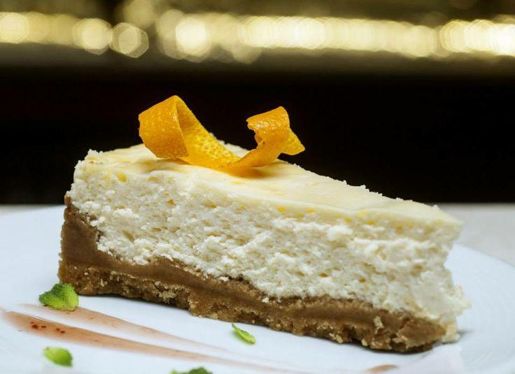 Enjoy sweets in Lobbybar, Hotel Kaskady #hotel #kaskady #restaurant #gastronomy #sweets  #cheesecake