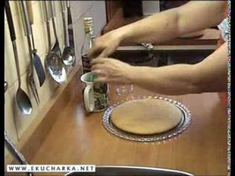 Video-kuchařka •Medovník