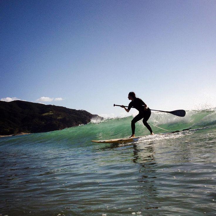 Throwback to a few days of very fun waves. Clean water, clear skies, offshore winds, a white sand beach and great friends.  #NewZealand #Coromandel #NZ #StandUpPaddle #SUPSurf #NaishSUP #NaishHokua #MySeeaLife #SeeaBabes #GoodTimes #SUPSurfing #PaddleSurf #StandUpJournal #SUPLifestyle #SUPLove #BeautifulDestinations #MadeinNewZealand #PureNZ #DestinationNZ
