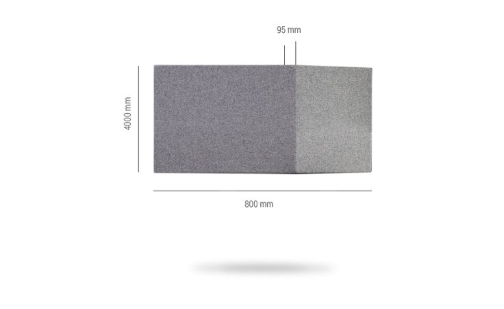 Triline Wall by Abstracta Evaluated by Acousticfacts.com #wallabsorbent #absorbent #acousticfacts #soundenvironment #office