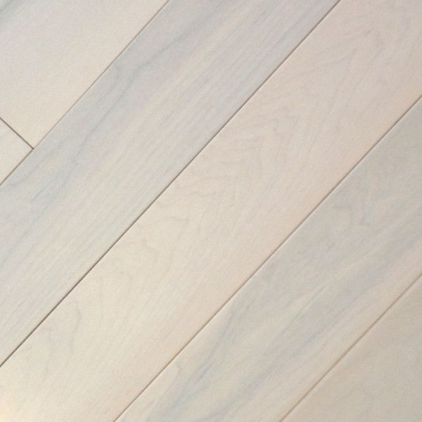 bleached and whitewash maple floors