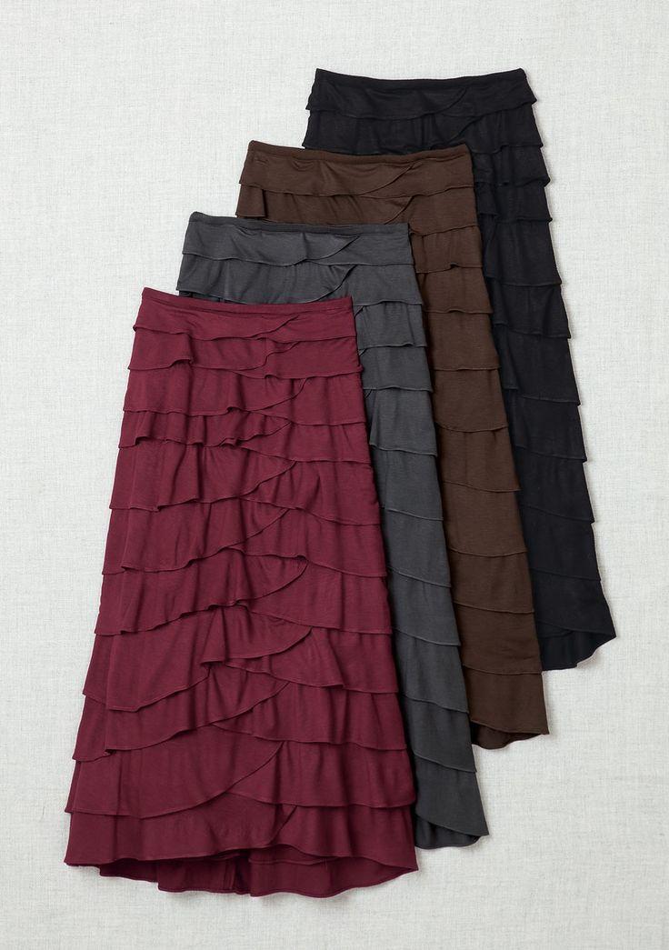 Cute skirts!