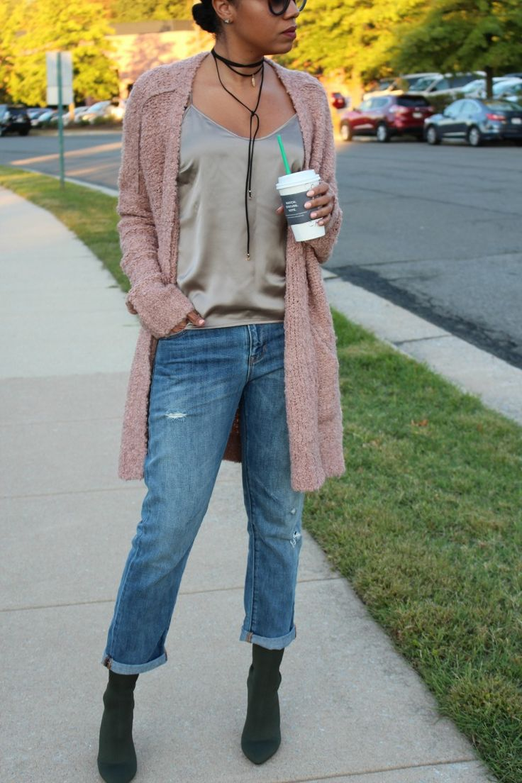 My Go To Chunky Knit Sweater - Generation of Style