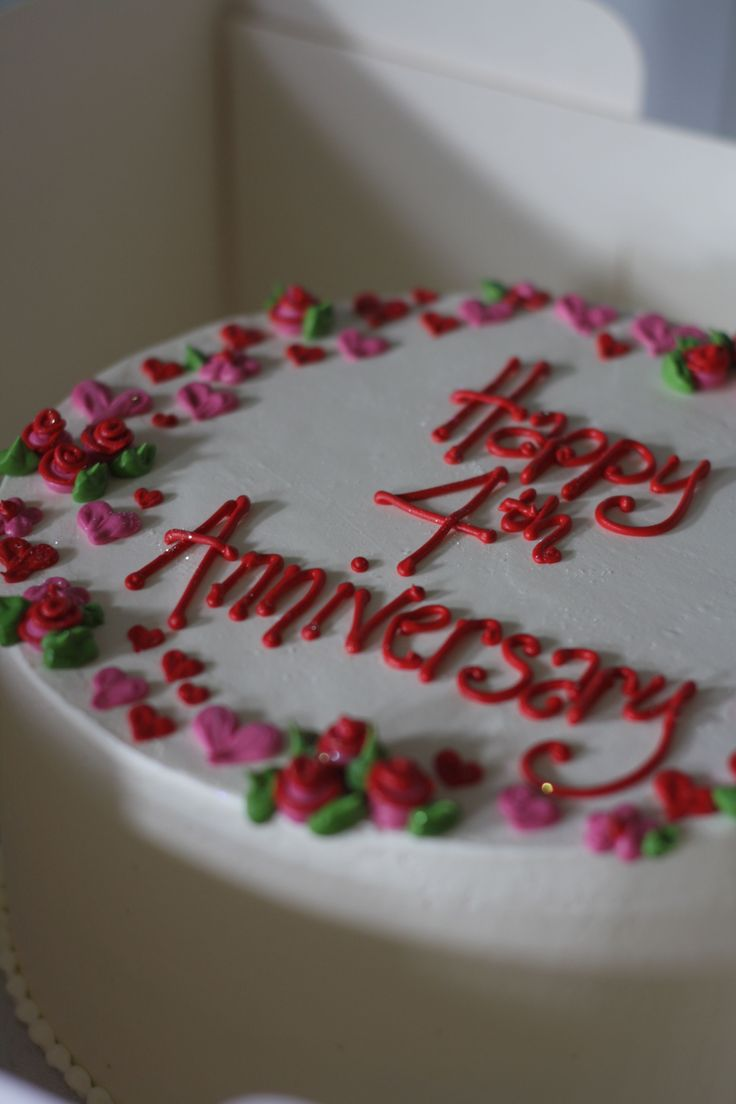 Funny anniversary cake quotes - Best 4th Wedding Anniversary It Gets Better Every Year 4th Anniversary Cake