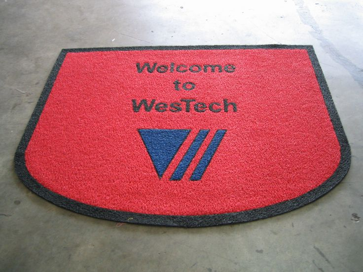 Create a lasting impression with 3M Nomad Personalized floor mats. For more information, please call Jestac at 62888290 or email to sales@jestac.com.sg