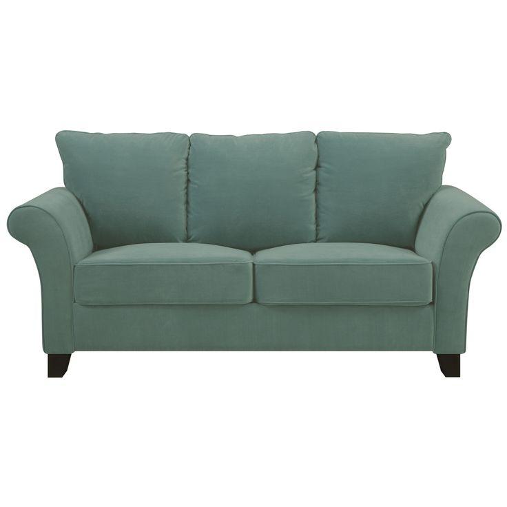 Portfolio provant turquoise blue velvet sofa - Turquoise sofa ...