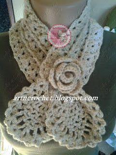 εϊз Art n Crochet εϊз: Outra Gola