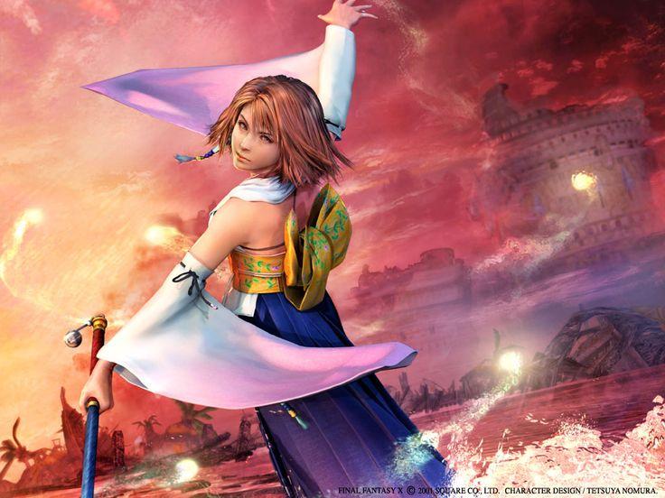 Yuna the summoner