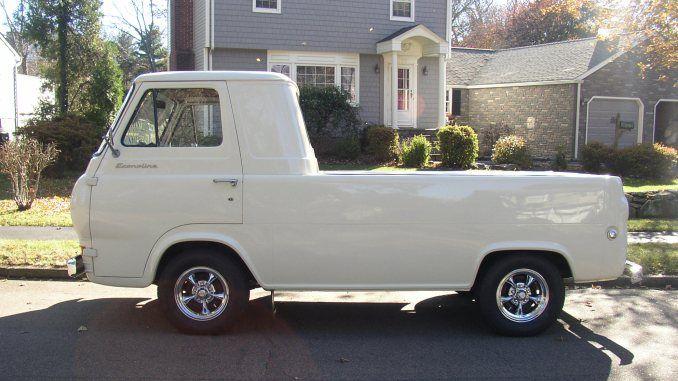 1966 240 Cu 6 Cyl 3spd In Fairfield Ct Ford Trucks Classic