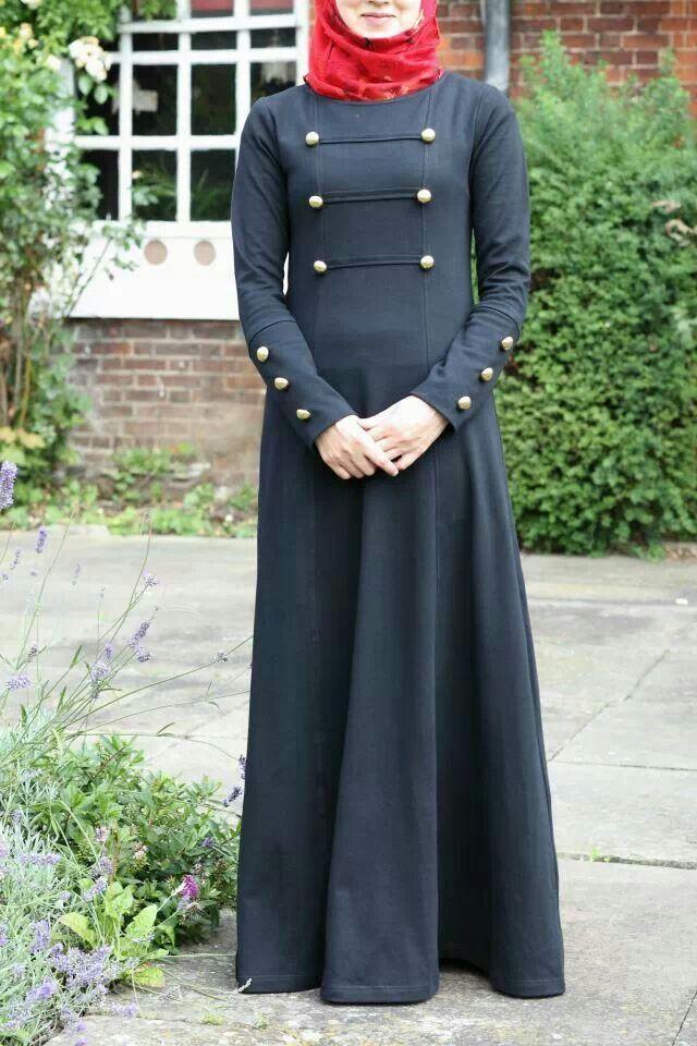 Abaya ~ Pretty style