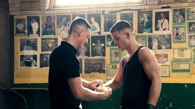 Repton Boxing Club by Alasdair Mclellan for Sunspel