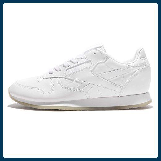 Reebok Schuhe – Cl Leather Crepe Neutral Pop weiß/weiß/weiß Größe: 37.5 - Sneakers für frauen (*Partner-Link)