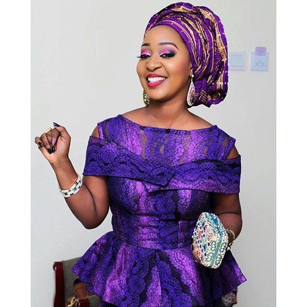 See The Style Trends: Aso-Ebi Fashion Statements Are