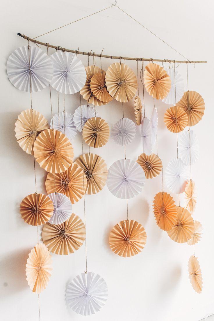 DIY-Frühlingshochzeit in Pastellfarben