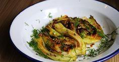 In meiner Gemüsekiste lag letzten Samstag eine wunderschöne Fenchelknolle. Ich liebe Fenchel sehr, bisher gab es ihn meistens in Kombination...