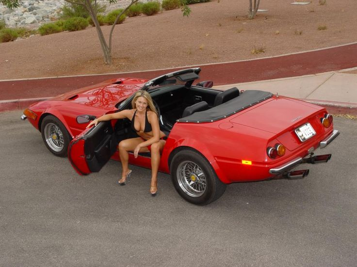 Classic ferrari kit car for sale 15