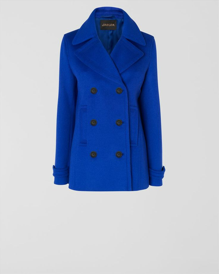 Short Pea Coat