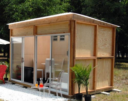 17 best images about prefab modular house on pinterest for Prefab garden house