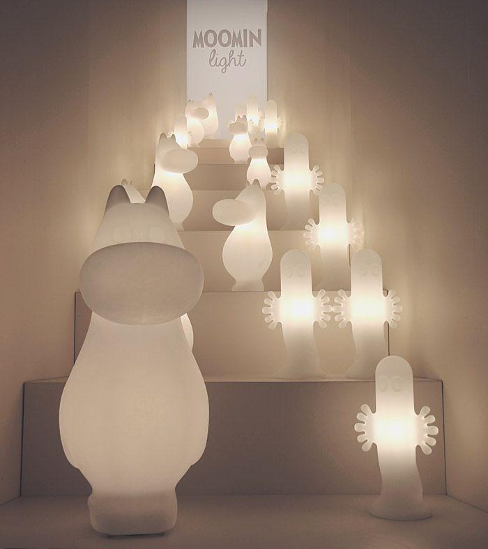 Moomin Lights by Feelis Helsinki