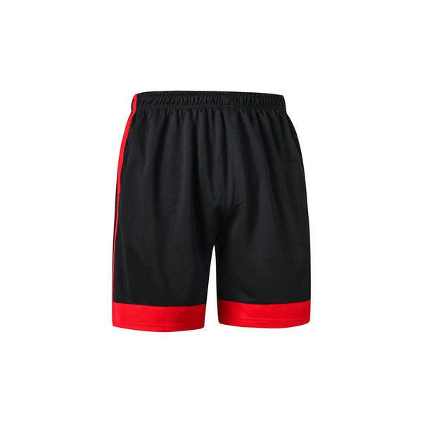 s Elastic Waist Breathable Perspiration Jogging Basketball Fitness... ($14) ❤ liked on Polyvore featuring men's fashion, men's clothing, men's activewear, men's activewear shorts, men athleisure bottoms and mens activewear shorts