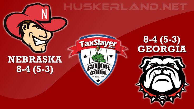 gator bowl 2014 | Nebraska vs Georgia - Gator Bowl Wallpaper HD - Huskerland News