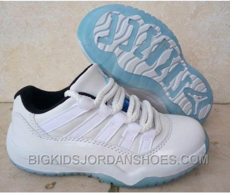 "http://www.bigkidsjordanshoes.com/discount-kids-air-jordan-11-low-legend-blue-basketball-shoes.html DISCOUNT KIDS AIR JORDAN 11 LOW ""LEGEND BLUE"" BASKETBALL SHOES : $85.00"
