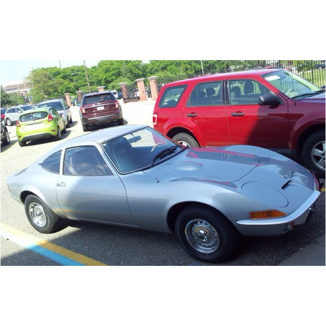 17 Best Images About Opel GT And Some Other Cool Rides On