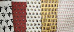 TNT: Electrician and Lineman Fabric for Quilts, Craft Projects