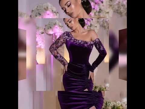 احلى فساتين السهرات Youtube Formal Dresses Formal Dresses Long Mermaid Formal Dress