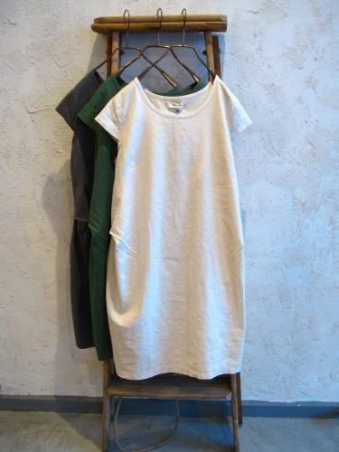 linen/cotton tunic dress