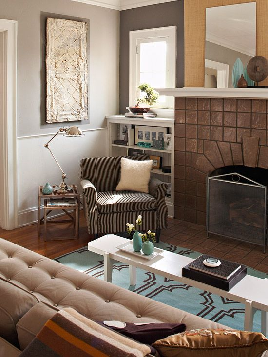 Small Room Solutions: Living Rooms