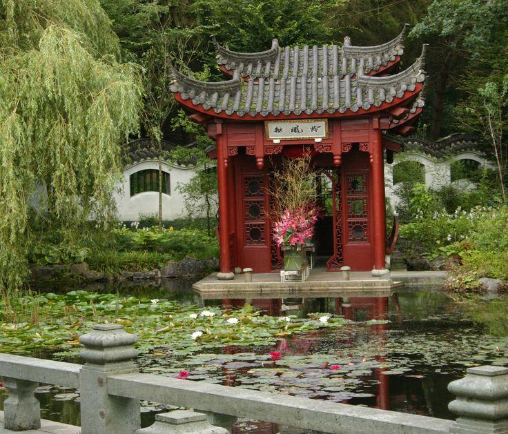 Chinese tuin Hortus Haren(Gr)