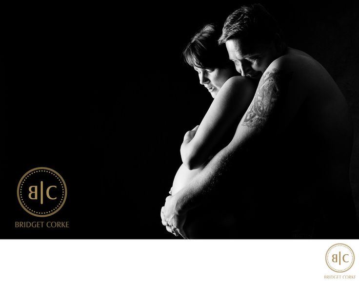 Bridget Corke Photography - Coupled Photographed in Maternity Shoot: