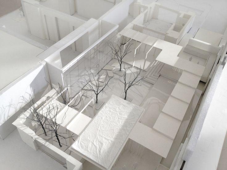Maquetismo Architecture GraphicsArchitecture Interior DesignLandscape