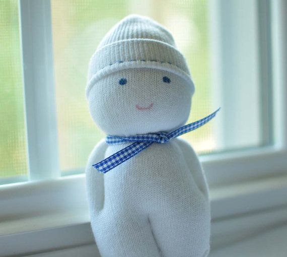 17 Best images about Sock Doll Babies on Pinterest