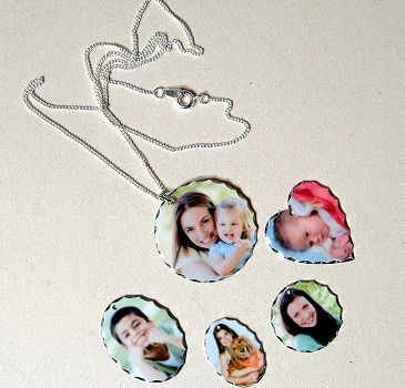 Unisub jewellery for dye sublimation printing