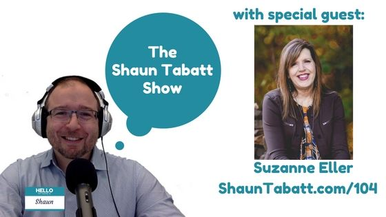 Suzanne Eller sits down with Shaun to talk about her book Come With Me: Discovering the Beauty of Following Where He Leads (Bethany House, 2016).