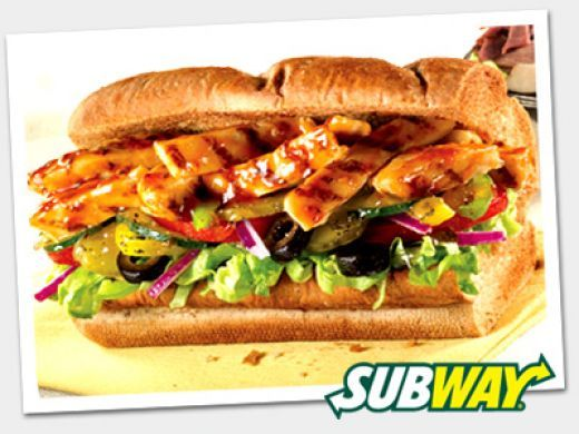 Subway Restaurant Copycat Recipes: Sweet Onion Chicken Sandwich