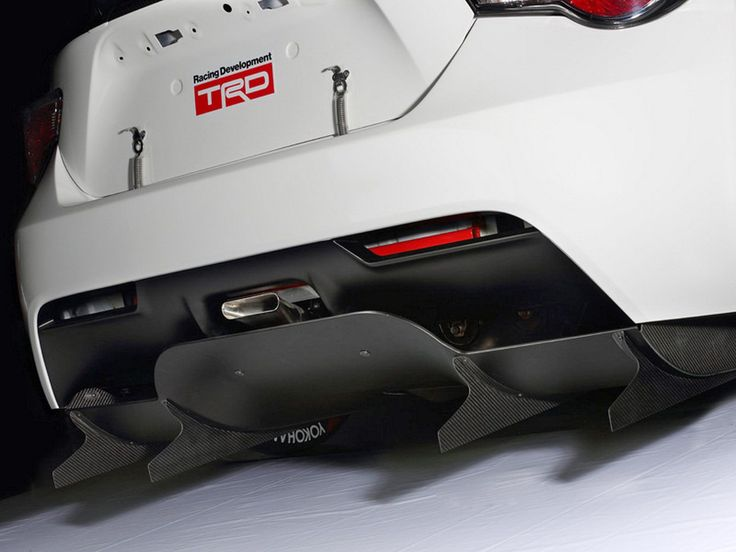 Griffon Rear Diffuser 86 Parts Pinterest Diffusers