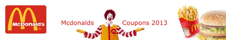 Privacy Policy | Mcdonalds Coupons 2013