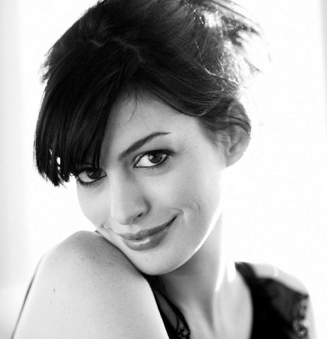 Anne Hathaway-Princess Diaries & Dark Knight Returns & Devil Wears Prada & Becoming Jane & Bride Wars