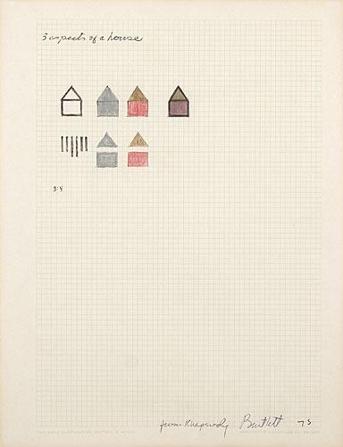jennifer bartlett - study for rhapsody (1975)