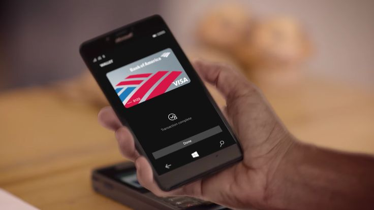 Microsoft updates mobile wallet app with tap-to-pay feature for Lumia phones
