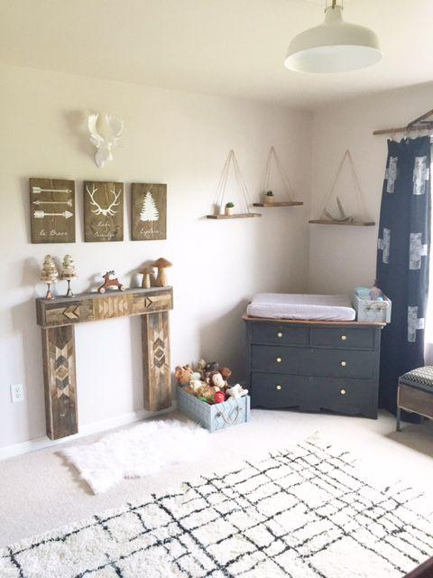 25 Best Ideas About Woodsy Nursery On Pinterest Baby