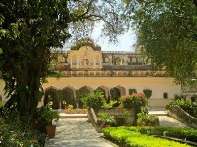 Samode Bagh, Rajasthan India