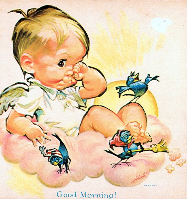 2 дети открытки, открытки картинка надписью