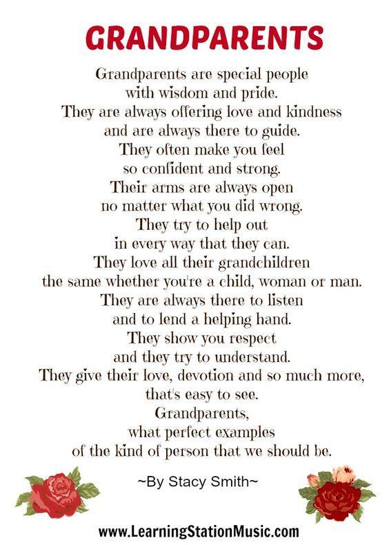 Naming Day Poem. Grandparents. Leticia Baker Civil Celebrant
